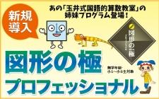 『図形の極 プロフェッショナル』新規導入!