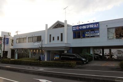 CG中萬学院 中川西スクールの周辺地図