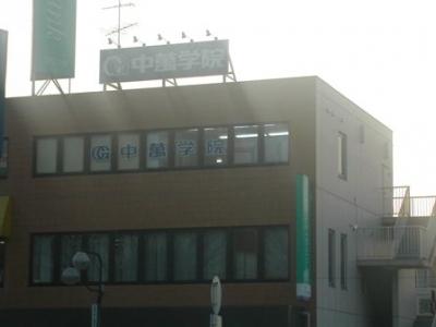 CG中萬学院 愛甲石田スクールの周辺地図