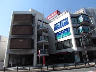 CG中萬学院 戸塚スクールの周辺地図