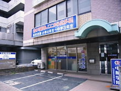CG中萬学院 仲町台スクールの周辺地図