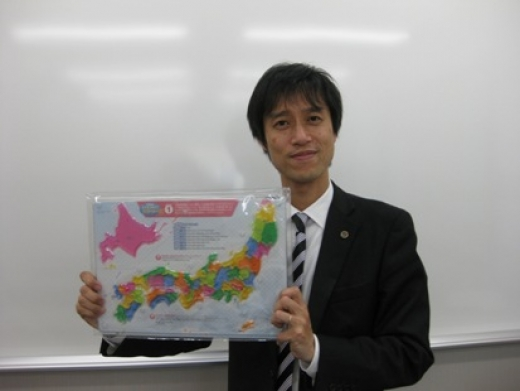 CG啓明館保土ヶ谷スクール室長 岡田 俊一