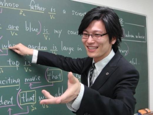 小田原スクール室長 高橋 保光