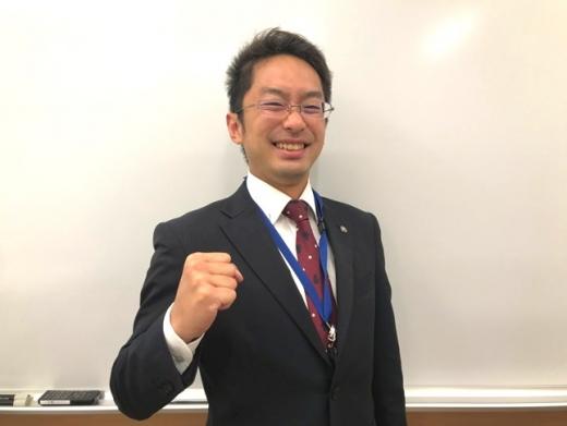 中萬学院川崎東口スクール 室長 関口直人