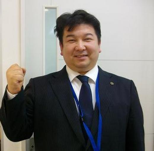 富岡スクール室長 齊藤 一人