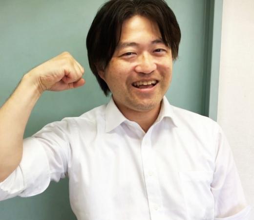仲町台スクール室長 影山 修(かげやま しゅう)