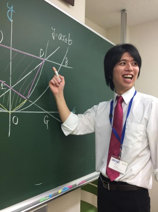 藤沢スクール室長 間島 崇