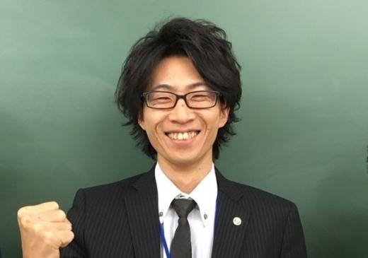 平塚中原スクール室長からのごあいさつ 山岸 悠記