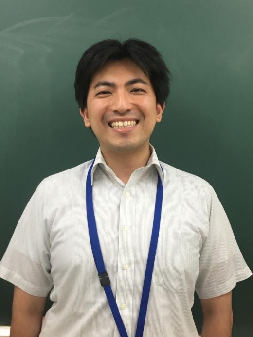 三浦海岸スクール室長 今村 俊貴