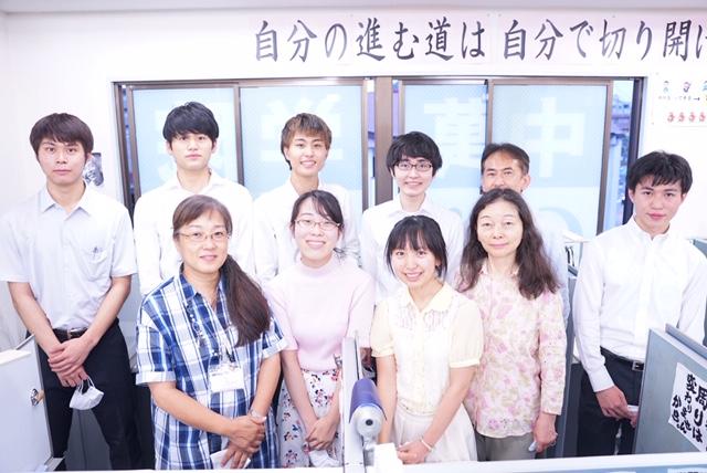 CGパーソナル大船教室のパワフル講師陣です 楽しくわかりやすく勉強を教えます!