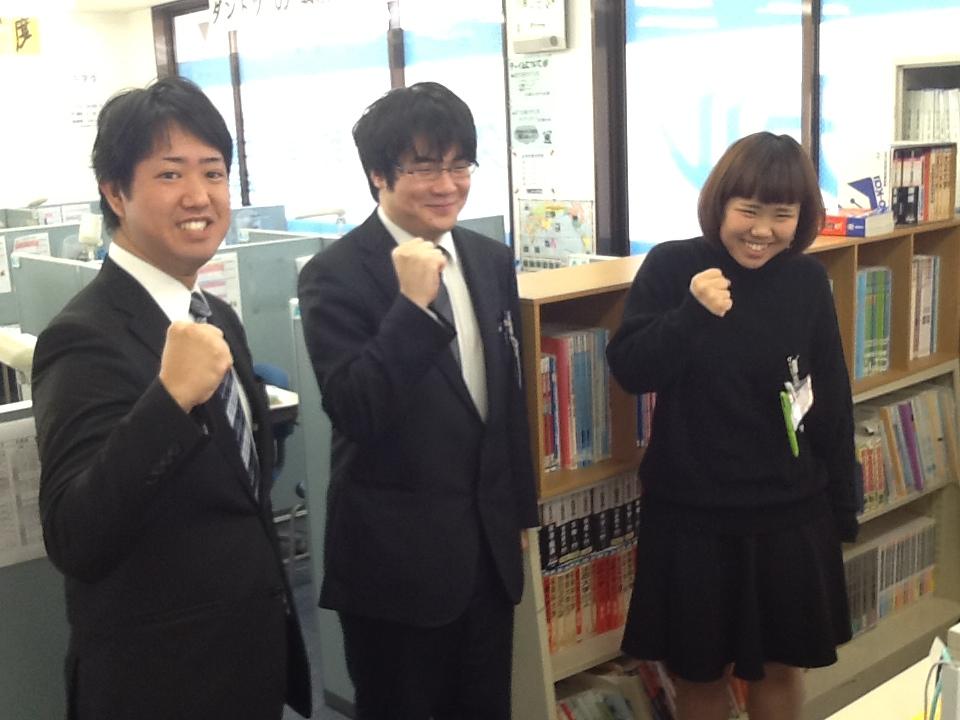 【久里浜講師陣】 高い指導力とコミュニケーション能力で、楽しく分かりやすい授業を心がけています。