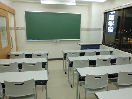 みんなの使う教室です。
