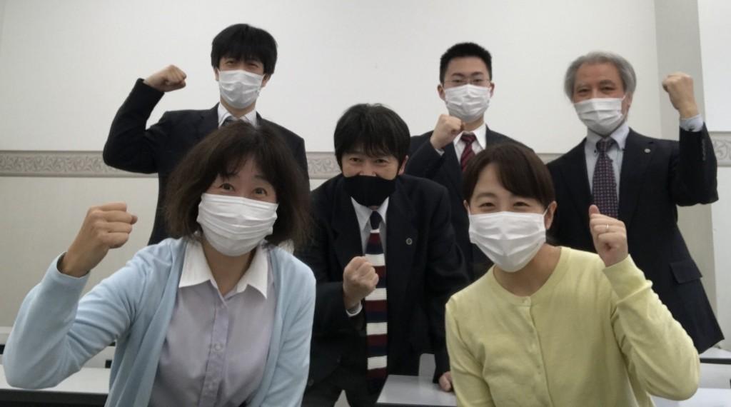2021年度小田原スクールスタッフです。全力で子どもたちを支えます!
