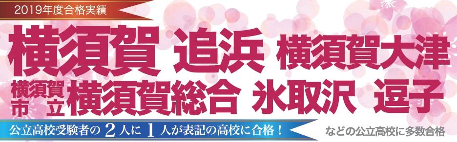 2019年度 汐入スクール 高校入試 合格実績
