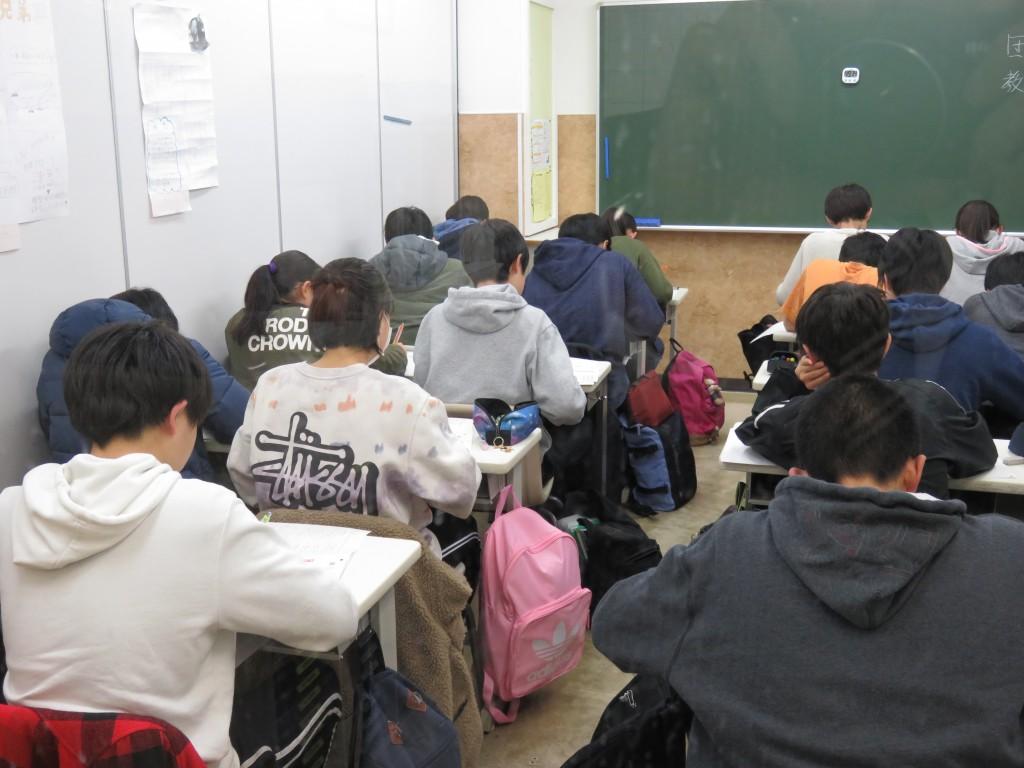 二俣川スクール 模試