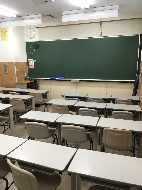 ④授業の教室です。