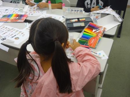 * イベント * 定期的に小学生対象のイベントを実施しています。小1のお子さんから参加でき、計算カードゲームや工作イベントなど毎回お楽しみのプログラムを用意しています。