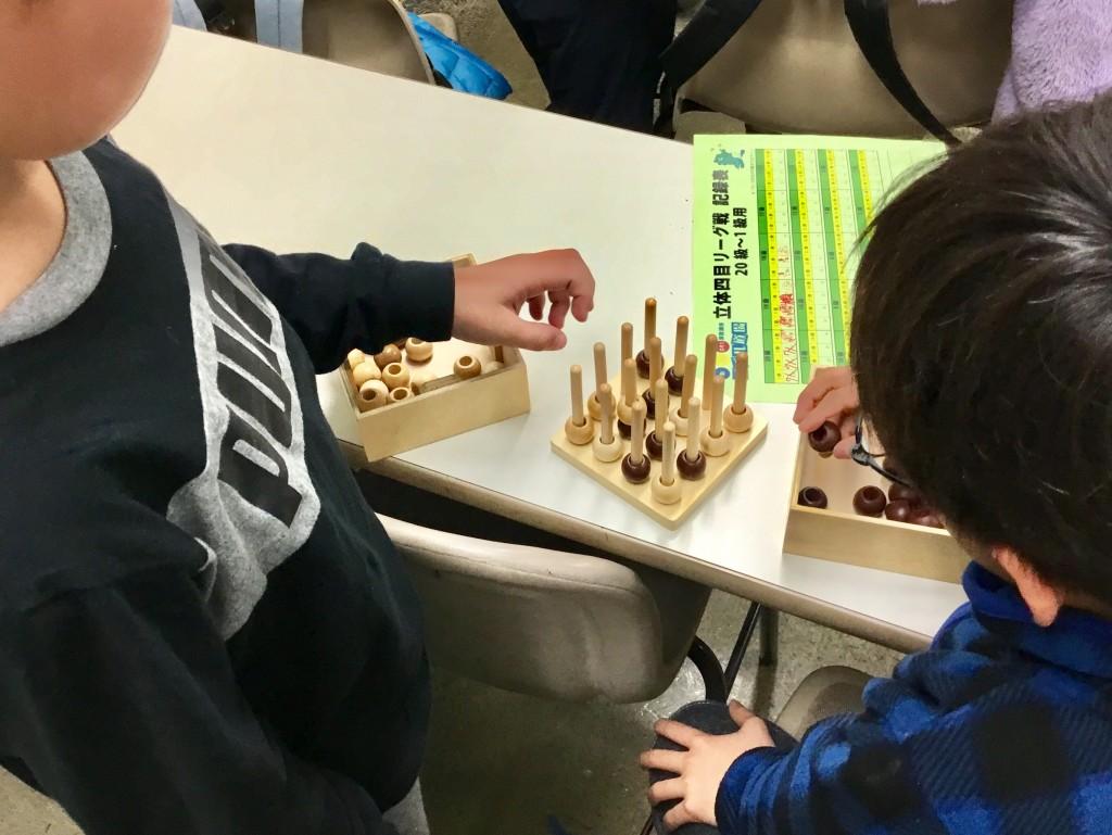 算数の感覚を身につけられる人気のパズル道場も開講中★年長さんから小学校6年生まで受けつけております。