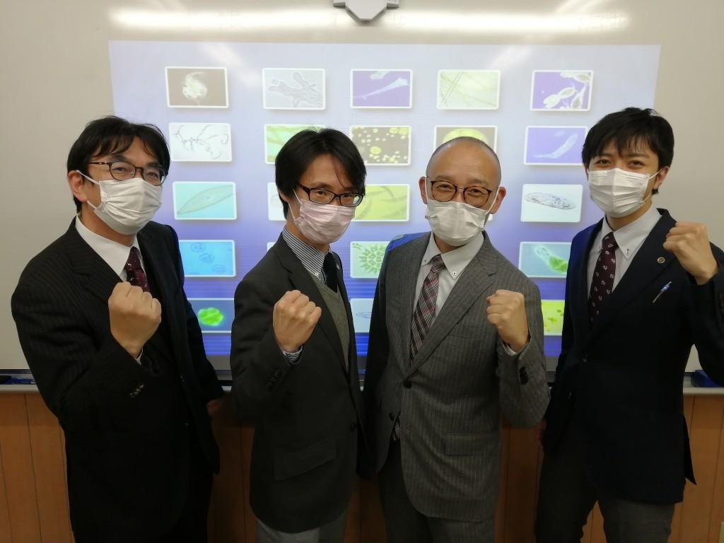 上永谷スクールの職員です!